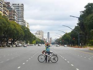 Γυρίζοντας τον κόσμο με ποδήλατο - Ο Άγγελος Γεωργόπουλος μιλάει στο patrasevents.gr για την εμπειρία του!