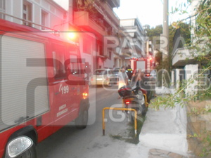 Πάτρα: Φωτιά σε οικία στο Βλατερό - Δείτε φωτογραφίες