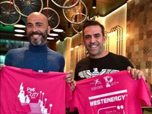 Πάτρα: Σε... ρυθμούς 'Pink the City' Βαλάντης & Κωνσταντινίδης (pics)
