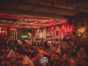 Σάββατο βράδυ... και όλοι οι δρόμοι μας οδήγησαν στο Bb King!