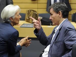 Μήνυμα Τσακαλώτου σε Λαγκάρντ: 'Η Ελλάδα θα βγει στις αγορές με ή χωρίς ΔΝΤ'