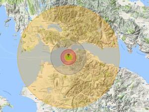 Οι ζημιές που θα προκαλέσει μία πυρηνική βόμβα αν πέσει στην Πάτρα!