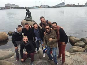 «Γεύση» από Πάτρα στο Παγκόσμιο Πρωτάθλημα Κοκτέιλ της Κοπεγχάγης (pics)