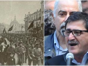 Πάτρα - 6.000 ευρώ για να γιορτάσουμε τα 100 χρόνια της Οκτωβριανής Επανάστασης (Ζήτω!)