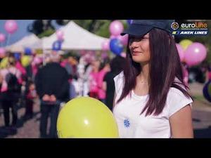 Pink the City 2017 - Δες την γιορτή από... ψηλά