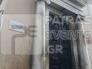 Η επόμενη μέρα - Ζημιές σε καταστήματα, οχήματα κάδους απορριμάτων και στα δικαστήρια της Πάτρας (φωτο)