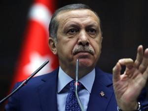 Μπλόκο βάζει ο Ερντογάν στις πολιτιστικές εκδηλώσεις των ομοφυλόφιλων