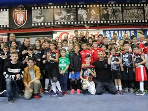 Με επιτυχία και κόσμο το '9ο School Gala Boxing' της Παναχαϊκής, στην Πάτρα (pics)
