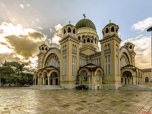 Οι Patrinistas διοργανώνουν ξενάγηση στον Ιερό Ναό του Αγίου Ανδρέα!