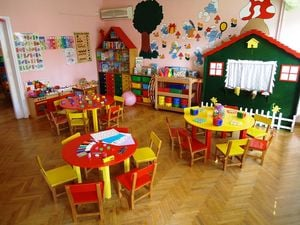 Ζητείται άτομο για εργασία σε παιδικό σταθμό