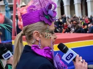 Τι έγραψε η Νατάσσα Τραγουστή για το φετινό Πατρινό Καρναβάλι (pics)