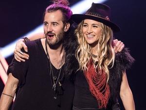 Δύο αδέλφια στη σκηνή της Eurovision 2018! (video)