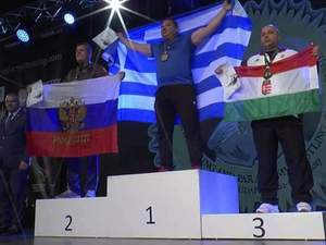 Γιώργος Χαραλαμπόπουλος: Ο Αχαιός πρωταθλητής που μας κάνει περήφανους με διεθνείς διακρίσεις (vids)
