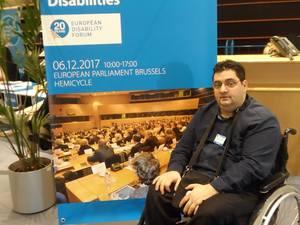 «Προστασία των δικαιωμάτων των ατόμων με αναπηρία που διαβιούν σε ιδρύματα και ανάπτυξη πολιτικών αποϊδρυματοποίησης»