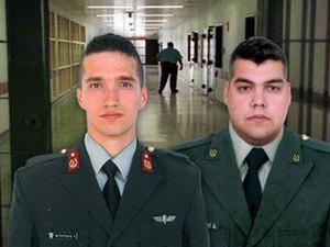 Τρίτο 'όχι' στην αποφυλάκιση των 2 Ελλήνων στρατιωτικών