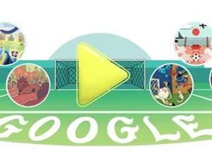 Αφιερωμένο στο Μουντιάλ 2018 το σημερινό doodle της Google