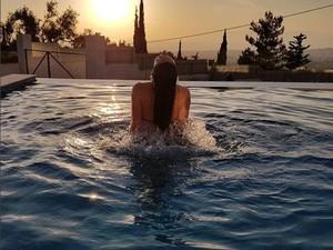 Summertime στην... πισίνα για πολλούς Πατρινούς!