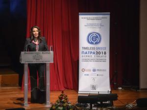 Πάτρα: Άνοιξε ο κύκλος εργασιών για το Διεθνές Συνέδριο 'Δραματικές αλλαγές στον πλανήτη' (φωτο)