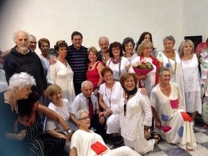 Πάτρα: Με επιτυχία η παράσταση της θεατρικής ομάδας των ΚΑΠΗ