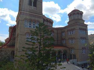 Από την Πάτρα στην Αίγινα και στη μονή του Αγίου Νεκταρίου για προσκύνημα (pics)