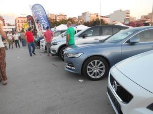 Η 1η μέρα του 8ου Patras Motοr Show είχε παλμό, νιάτα και κίνηση (pics)