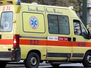 Ηλεία: 22χρονος έπεσε από ύψος πέντε μέτρων