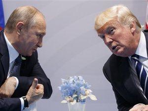 Ο Πούτιν έστησε μια ώρα τον Τραμπ
