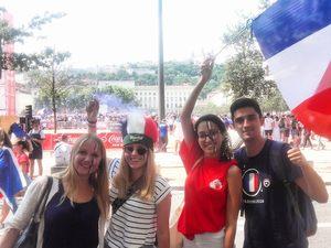 Μουντιάλ 2018: Ο Πατρινός που έζησε από κοντά τους πανηγυρισμούς στη Γαλλία (pics+vids)
