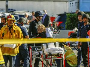Λος Άντζελες - Ένοπλος οχυρώθηκε σε σούπερ μάρκετ κρατώντας 40 ομήρους (φωτο)