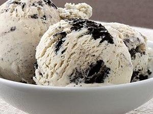 Φτιάξτε σπιτικό παγωτό μπισκότο