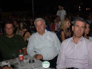 Ο δήμαρχος Δυτικής Αχαΐας, Χρήστος Νικολάου, έδωσε το παρών στην Πάολα!