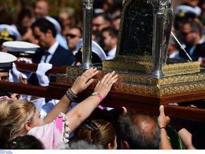 Η κορύφωση του Δεκαπενταύγουστου στην Τήνο (pics)