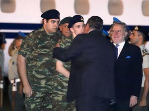 Έλληνες στρατιωτικοί: Έτσι έγινε η σύλληψη