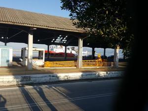 Πάτρα: Το στέγαστρο Νο 10 στο παλαιό λιμάνι συντηρείται και ενισχύεται