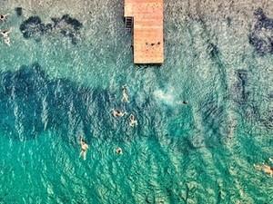 Ανάσες θαλασσινού οξυγόνου στην Παναγοπούλα Αχαΐας (pics)