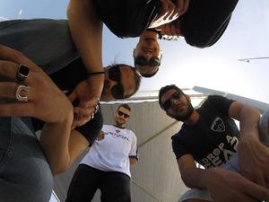 32Bastards - Αυτοί οι... μπάσταρδοι είναι από την Πάτρα και παίζουν καλό 'βρώμικο' rock! (pics+vids)