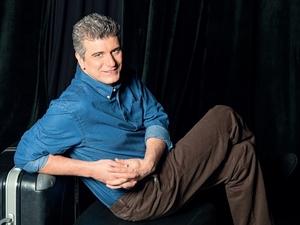 Βλαδίμηρος Κυριακίδης: 'Το θέατρο είναι το αντίδοτο στις δύσκολες εποχές που ζούμε'!