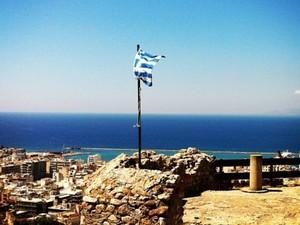 Η θέα από το Κάστρο της Πάτρας απλά εντυπωσιάζει (pics)