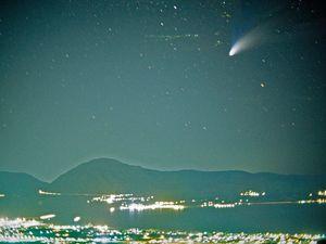 Ο κομήτης που πριν από 21 χρόνια πέρασε από τον ουρανό της Πάτρας!