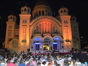 Πάτρα: Παραδοσιακή μουσικοχορευτική εκδήλωση στον Ι.Ν. Αγίου Ανδρέα
