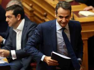 Δημοσκόπηση Κάπα Research: Προβάδισμα της ΝΔ έναντι του ΣΥΡΙΖΑ