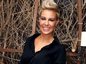 Ράνια Κωστάκη - Περνάει πολύ ωραία στην Πάτρα και δηλώνει ερωτευμένη!