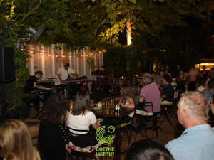 Μια αξέχαστη βραδιά στην Πάτρα, με το γερμανικό συγκρότημα Contrast Trio! (φωτο)