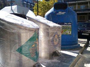Πάτρα: Στην τελική ευθεία οι 'γωνίες ανακύκλωσης' με τους υπόγειους κάδους