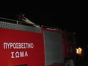 Πάτρα: Ξέσπασε φωτιά στην περιοχή του Προφήτη Ηλία στα Μποζαΐτικα