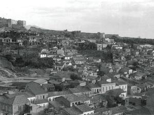 Η Πάτρα και το Κάστρο της εν έτει 1930