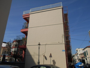 Πού πήγε το γκράφιτι που είχε ταυτιστεί με το 2ο Γυμνάσιο Πατρών και την Τριών Ναυάρχων; (pics)