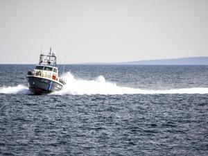 Συνελήφθησαν δύο κυβερνήτες Α/Κ σκαφών στη Κυλλήνη