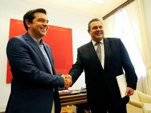Το Μαξίμου πανηγυρίζει για τον Ζάεφ και ο Πάνος Καμμένος καταγγέλλει χρηματισμούς