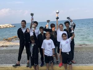 Θετικό το αποτέλεσμα για τη νέα αγωνιστική ομάδα Optimist του Ι.Ο. Πατρών στο Κιάτο